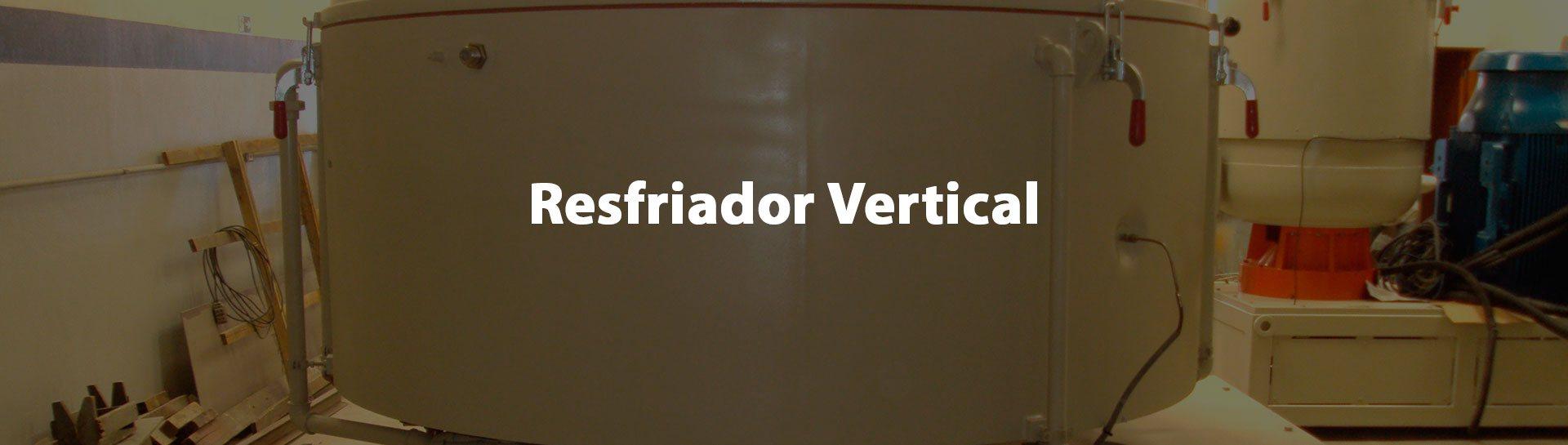 Resfriador vertical