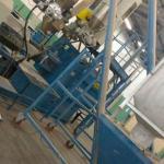 Transportadores mecânico de pós e granulados